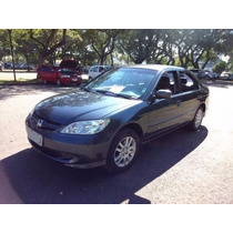Honda Civic Lxl 1.7 16 V Manual - Gasolina