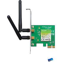 Adaptador Pci Express Wireless N De 300 Mbps Tl-wn881nd