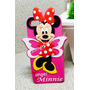 Capinha Capa Case Iphone 5/5s Minnie 3d