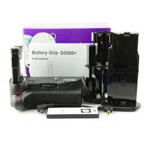 Grip De Baterias Para Camera Nikon D5500 Mb-d5500+ Controle