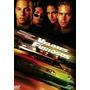 Dvd Velozes E Furiosos 1 / Paul Walker- Vin Diesel Semi Novo