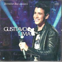 Cd Promo Gustavo Lima Inventor De Amores