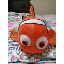 Pelucia Do Personagem Nemo Do Filme Disney Long Jump