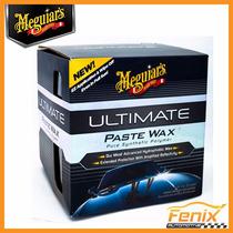 Cera Ultimate Paste Wax 311g + Flanela - G18211 - Meguiars