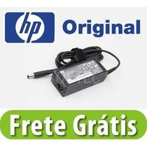 Fonte Carregador Hp Original Compaq Presario Cq35, Cq40 Cq45