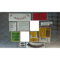 Kit Peças Motor V8 Ford F100 F350 F600 F-100 4800 292 272