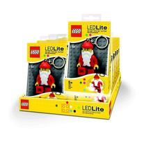 40064 Lego City Lego Chaveiro Papai Noel Com Luz