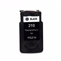 Cartucho Compativel Pg-210 Black Ip2700 3600 4600 Mp240 980