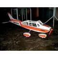 Kit Aeromodelo Cessna 182 Em Deplon