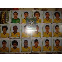 Copa 2014 ,20 Cada Tenho Todas Figurinhas