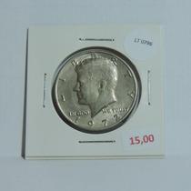 Moeda Eua Half Dollar 1972 Kennedy - Lt0796