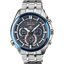 Relógio Casio Edifice Efr-537 Rb-1a Red Bull Racing Wr-100m