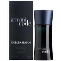 Perfume Giorgio Armani Code Masculino Edt 75 Ml Frete Grátis