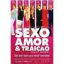 Sexo Amor & Traição Dvd Lacrado Murilo Benicio Original
