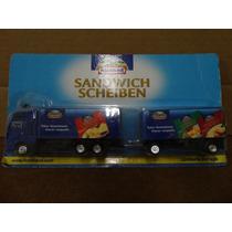 Caminhão Carreta - Sandwich Scheiben - Lacrado