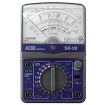 Multímetro Analógico Sk-20 Icel