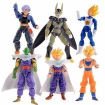 Dragon Ball Z Kit Bonecos Articulados 9 (frete Gratis)