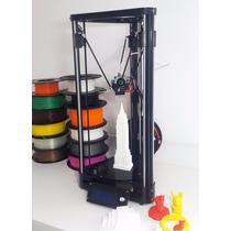 Impressora 3d Delta Puzzles Dynamics + Kit Impresão