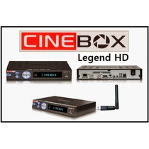 Legend Hd Pronta Entrega Completo Wifi Iptv Ondemand