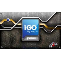 Atualização Gps Leve 2016 Central Multimidia Igo8 Primo