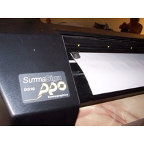 Plotter De Recorte Summagraphics D610 - 60 Cm
