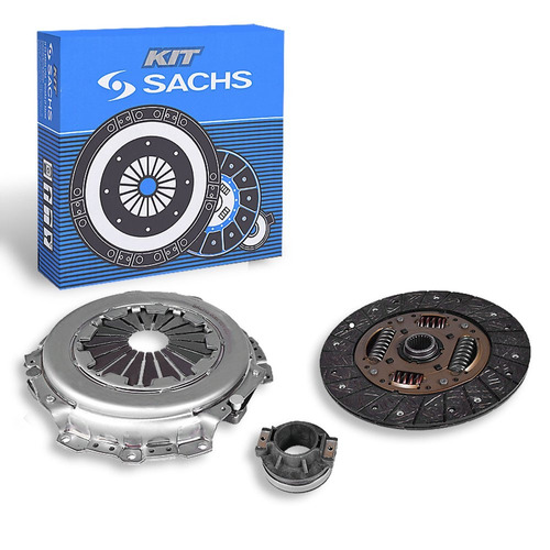Kit Embreagem H1 / H - 100 / L200 / L300 - Sachs 6365