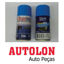 Spray Higienizador Ar Condicionado Clean Mil Aroma Lavanda
