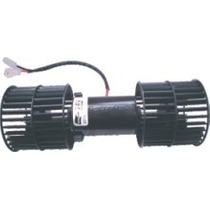 Motor Ventilador Interno Turbo Clima 12v Completo Duplo Atx