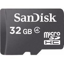 Cartão Memória Sandisk Micro Sdhc 32gb Sd Go Pro Hero 3 4