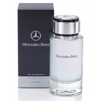 Mercedes Benz 120ml Masculino | Lacrado E 100% Original