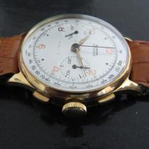Cronógrafo Norma Raro E Antigo Relógio Gigante
