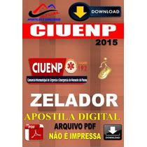Apostila Digital Concurso Ciuenp Samu Pr Zelador 2015