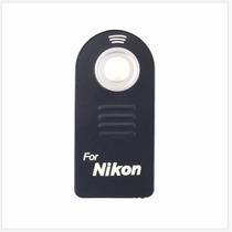 Controle Remoto Sem Fio P/ Nikon(infravermelho) Ml-l3