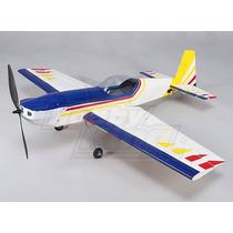 Avião Aeromodelo Cap 232 Balsa 922mm C/ Eletrônica