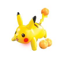 Brinquedo Pikachu - Movimento De Batalha - Battle Moves