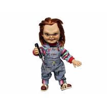Boneco Personagem Chucky C/ Som Mezco Toys 78002