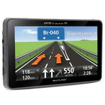 Gps Multilaser Tracker Tv 5 Com Tv Digital Fm Mp3 Usb Wma