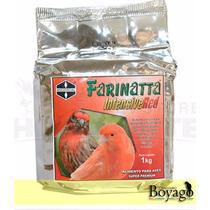 Farinhada - Farinatta Intensive Red Com Cantaxantina - 1 Kg