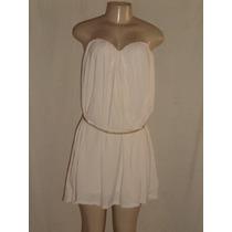 Vestido Com Bojo Cassia Mallmann Ref 992-993