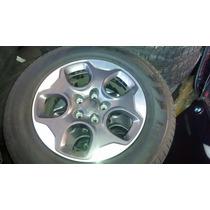 Rodas Jeep Renegade 2015 Original - Roda + Pneu
