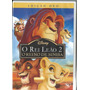 Dvd O Rei Leão 2 - O Reino De Simba - Walt Disney