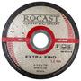 Disco De Corte Extra Fino 4.1/2 Pol. X 1,2mm Rocast-134,0002