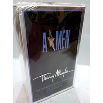 Perfume Angel Men Ruber 100 Ml Thierry Mugler Masculino Imp