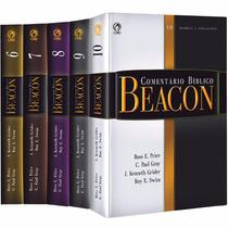 Comentário Beacon - Novo Testamento (brochura)