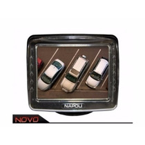 Napoli Kit Parking Npl-tft345 - 4 Sensores + Cameras + Tela