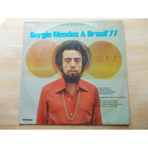 Vinil Lp - Sergio Mendes & Brasil 77 - 1974