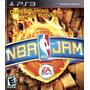 Jogo Novo Lacrado Nba Jam Ea Sports Para Playstation 3