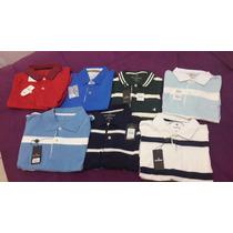 Camisa Polo Brooksfield, Via Veneto Tam. P, M, G E Gg E Ggg