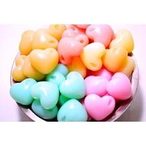 100 Mini Sabonetes Coração Lembrancinha 15 Anos ,casamento