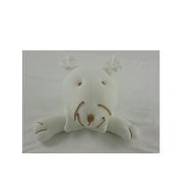Naninha Bebê Suedine Ratinho Branco Orienta Vida